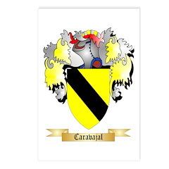 Caravajal Postcards (Package of 8)