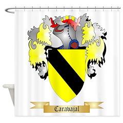Caravajal Shower Curtain
