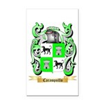 Carasquillo Rectangle Car Magnet