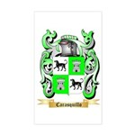 Carasquillo Sticker (Rectangle)