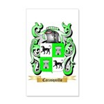 Carasquillo 20x12 Wall Decal