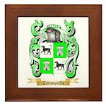 Carasquillo Framed Tile