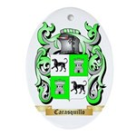 Carasquillo Ornament (Oval)