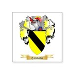 Caraballo Square Sticker 3