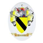 Caraballo Ornament (Oval)