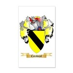 Carabajal 20x12 Wall Decal