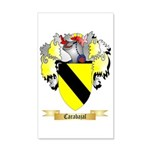 Carabajal 35x21 Wall Decal