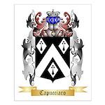 Capucciaro Small Poster
