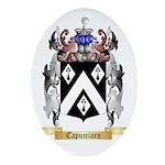 Capucciaro Ornament (Oval)