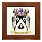 Capucci Framed Tile
