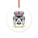 Capucci Ornament (Round)