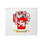 Caprotti Throw Blanket