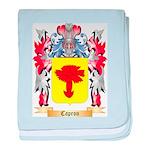 Capron baby blanket