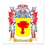 Capron Square Car Magnet 3
