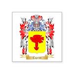 Capron Square Sticker 3