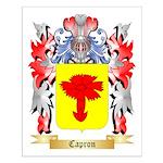 Capron Small Poster