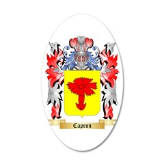 Capron Wall Decal