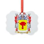 Capron Picture Ornament