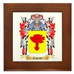Capron Framed Tile
