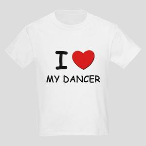 I love dancers Kids T-Shirt