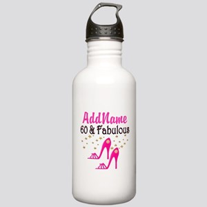 60 YR OLD SHOE QUEEN Stainless Water Bottle 1.0L
