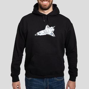 Space Shuttle Hoodie (dark)