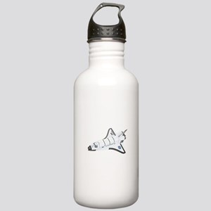 Space Shuttle Stainless Water Bottle 1.0L