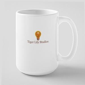 Tiger Lily Studios Logo Mug