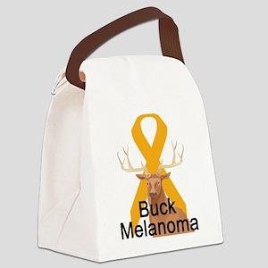 3-buck-melanoma Canvas Lunch Bag