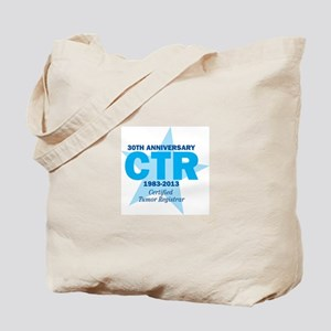 30th Anniversary CTR Logo Tote Bag