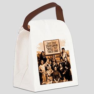 Temperance Ladies Canvas Lunch Bag
