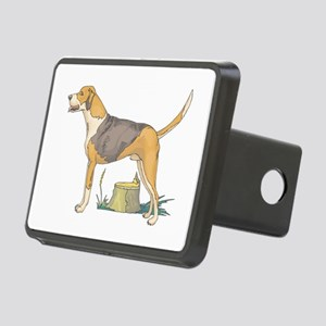 american-foxhound Rectangular Hitch Cover