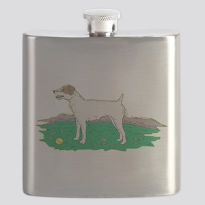 jack-russell,png Flask