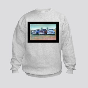 Three old friends Sweatshirt