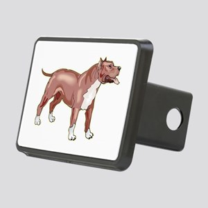 pittbull Rectangular Hitch Cover