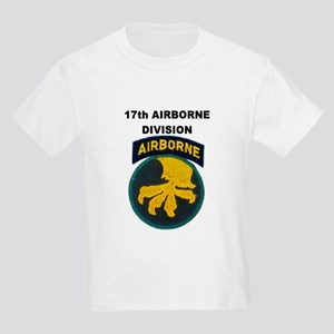 17TH AIRBORNE DIVISION Kids T-Shirt
