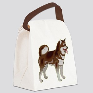 alask-mala1,png Canvas Lunch Bag