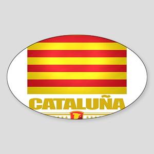Cataluna/Catalonia Sticker
