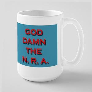 Damn the NRA Mug