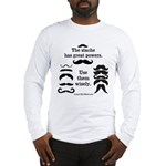 Stache Power Long Sleeve T-Shirt