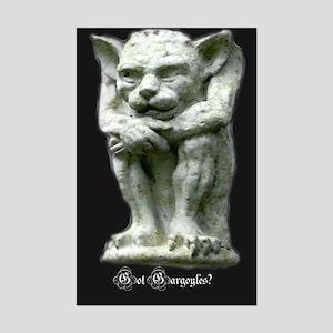 Got Gargoyles Mini Poster Print