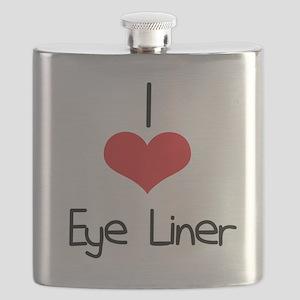 Eye Liner Flask