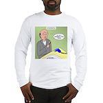 Bald Advantage No. 2 Long Sleeve T-Shirt