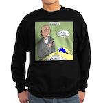 Bald Advantage No. 2 Sweatshirt (dark)