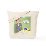 Bald Advantage No. 2 Tote Bag