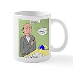 Bald Advantage No. 2 Mug