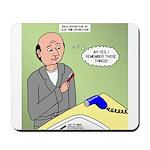 Bald Advantage No. 2 Mousepad