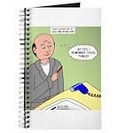 Bald Advantage No. 2 Journal
