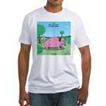 Oh Bologna! Fitted T-Shirt