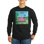 Oh Bologna! Long Sleeve Dark T-Shirt